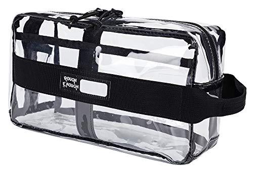Rough Enough Multi-Funktion ECO transparent Fancy TSA genehmigt Carry...