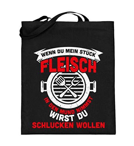 Chorchester Perfekt für humorvolle Grill-Fans - Jutebeutel (mit...