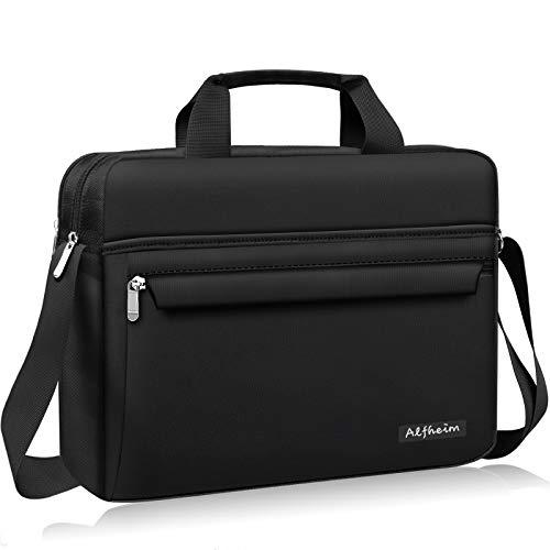 Alfheim 15,6-16 Zoll Laptoptasche, Aktentasche Umhängetasche für...