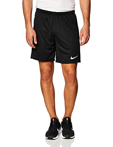 Nike Herren Shorts Dry Park III, Black/White, S, BV6855-010