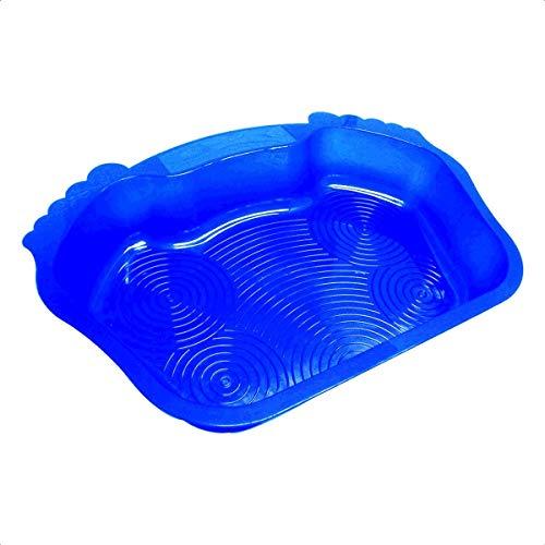 Pool Fußbad Wanne - 40 x 40 x 10 cm freistehend für Pool &...