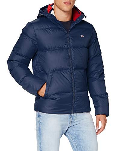 Tommy Jeans Herren TJM Essential DOWN Jacket_DM0DM08762 Jacke,...