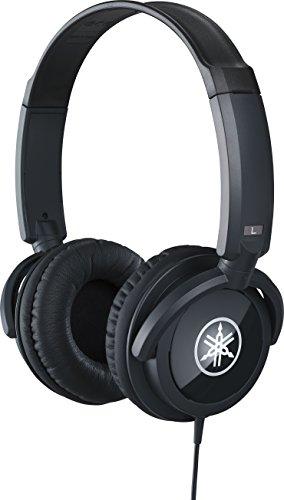 Yamaha HPH-100B Kopfhörer, schwarz – Geschlossener...