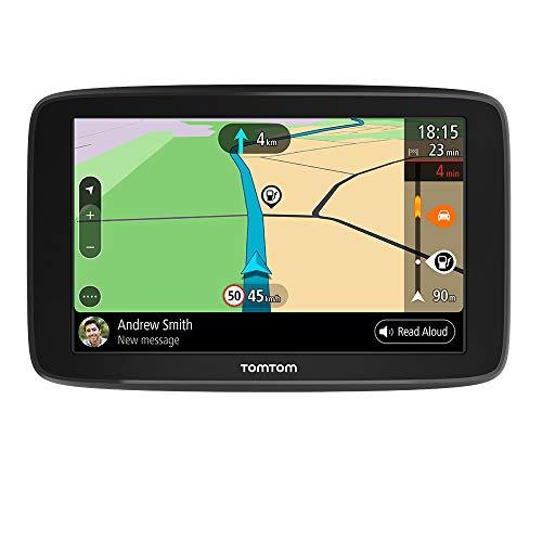 TomTom Navigationsgerät GO Basic (6 Zoll, Stauvermeidung dank TomTom...