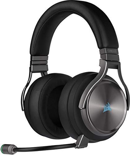 Corsair Virtuoso RGB Wireless SE High-Fidelity Gaming Headset...