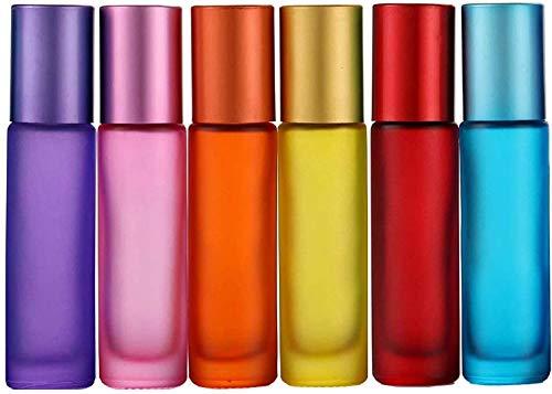 Allebemittel 6 Stück, 10 ml ätherische Öle Rollflaschen,...