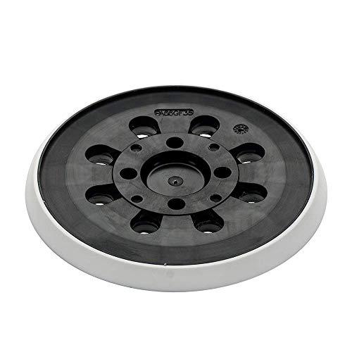 Bosch Schleifteller (Ø 125 mm, mittelhart, mit Klettsystem, Zubehör...