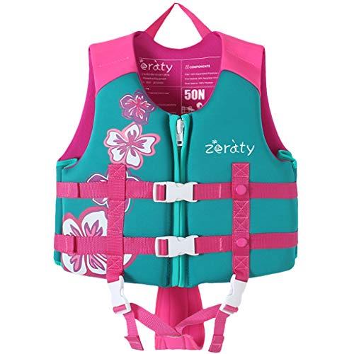 Zeraty Kinder Schwimmweste Schwimmen Jacke für Kleinkinder mit...