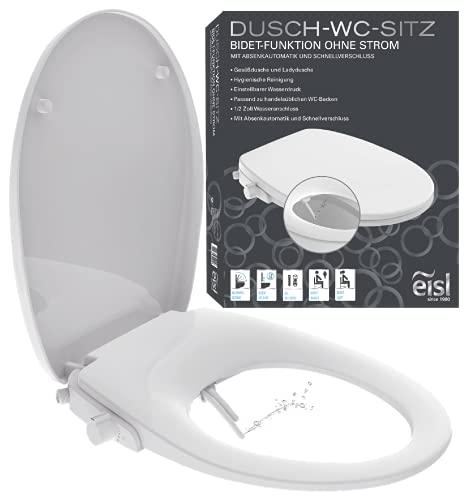 EISL Dusch WC-Sitz Aufsatz (kein Stromanschluss für die Dusch...