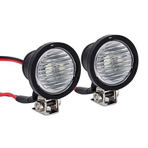 INJORA RC Scheinwerfer RC LED Beleuchtung RC Zubehör für 1:10 RC...