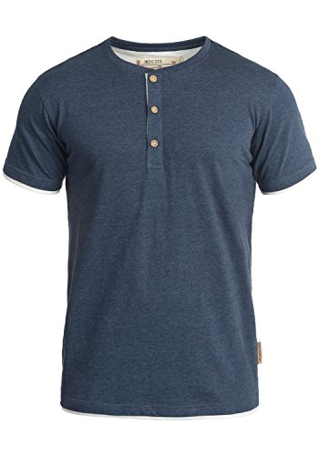 Indicode Tony T-Shirt, Größe:XL, Farbe:Navy Mix (420)