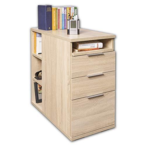 Schubladenschrank - Büro Möbel mit Schubladen - Container für...