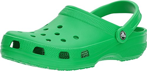 Crocs Unisex Classic Clog,Grass Green,48/49 EU