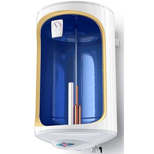Warmwasserspeicher Elektrospeicher wandhängender Boiler mit 1,2 bis 3...