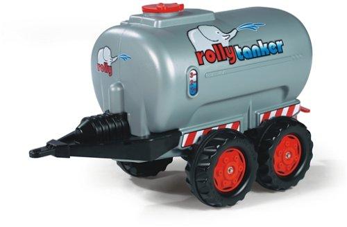Rolly Toys rollyTanker Fassanhänger (für Kinder von 3 - 10 Jahre,...