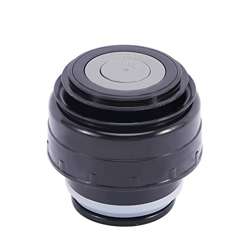WLKK Reise Vakuumflaschen Deckel Cup Deckel, Universal Outdoor Becher...