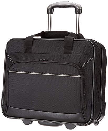 Amazon Basics - Laptop-Trolley, mit schnell laufenden Rollen und...
