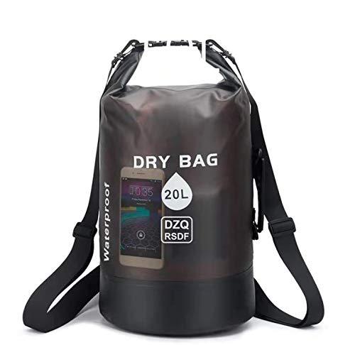 Dry Bag 10l und 20l - Wasserdichter Beutel  Als Camping Zubehör  ...