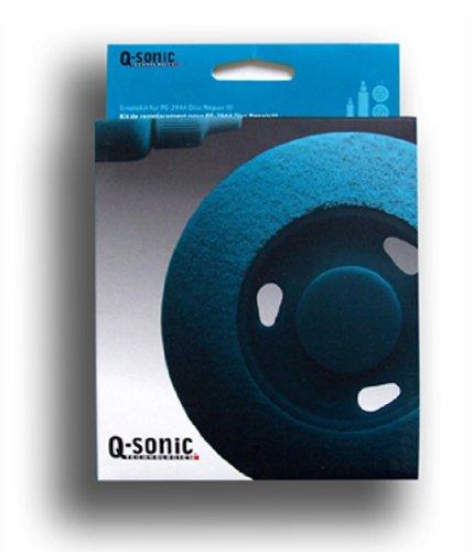 Q-Sonic Zubehör zu CD Schleifer: Reinigungsset für Q-Sonic...