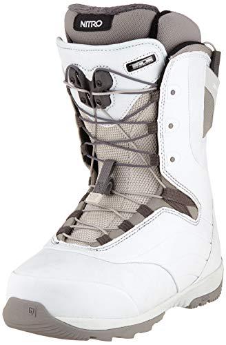 Nitro Snowboards Damen Crown TLS '20 All Mountain Freeride Freestyle...