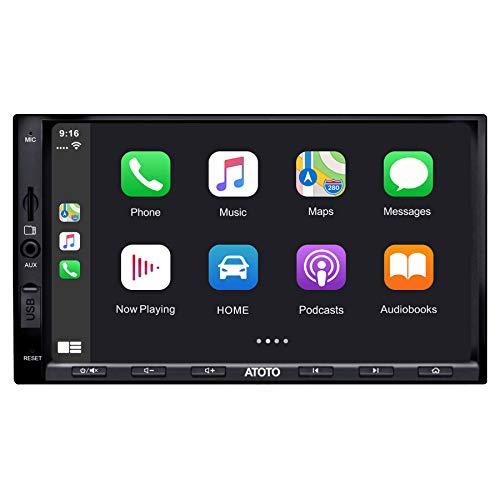 ATOTO Digitales Doppel-Din-Media-Autoradio - SA102 Starter (YS102SL)...