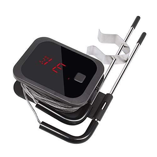 Inkbird Bluetooth 4.0 Grill IBT-2X Grill BBQ Kochthermometer Küche...