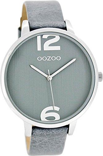 OOZOO Timepieces Damenuhr Leder/Sonstige analog Quarzwerk Leder C8343