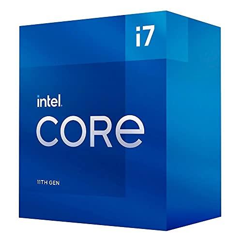 Intel Core i7-11700 Desktop Prozessor (Basistakt: 2.5GHz Tuboboost:...