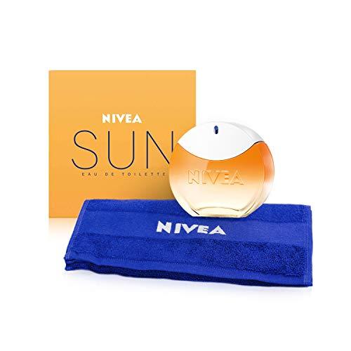 NIVEA SUN EdT Eau de Toilette (1 x 30 ml) mit dem Original NIVEA SUN...