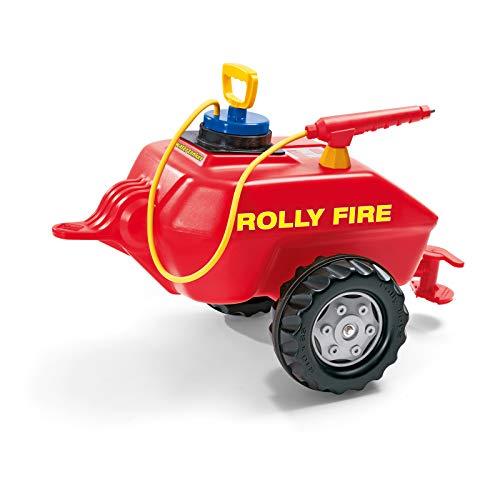 Rolly Toys 122967 - rollyVacumax Fire (für Kinder von 3 bis 10...