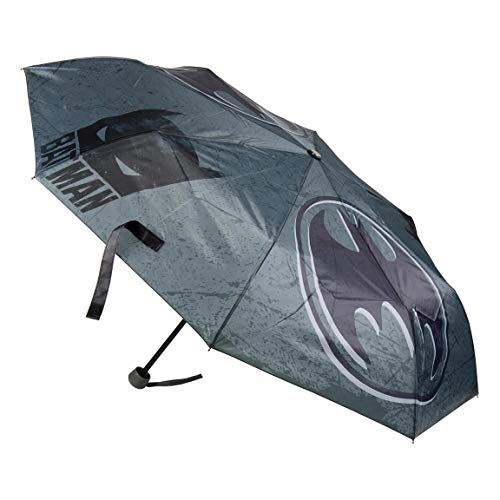 Cerdá Unisex-Kinder 2300000504 Batman Faltbarer manueller...