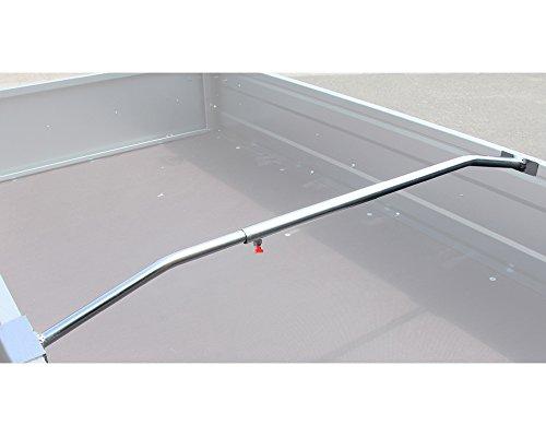 The Drive - Aluminium Flachplanenbügel für Anhänger verstellbar von...