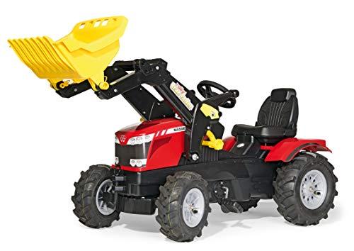 Rolly Toys rollyFarmtrac MF 7726 Tretfahrzeug (für Kinder ab drei...