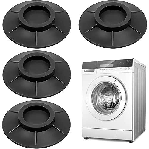 YMDZ 4 Pcs Waschmaschine Schwingungsdämpfer Antivibrationsmatte...