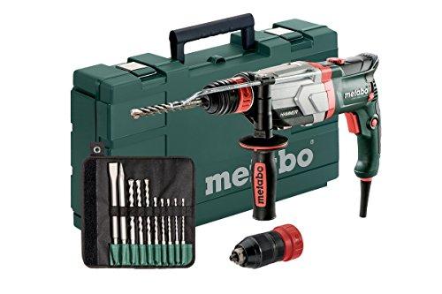 Metabo Multihammer UHEV 2860-2 Quick Set Extrem robust für harten...