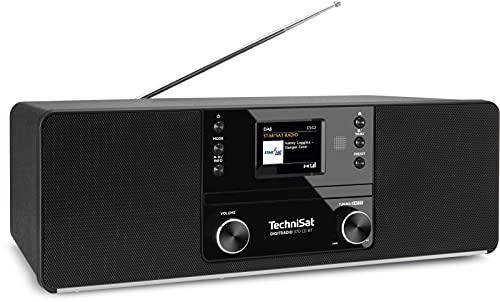 TechniSat DIGITRADIO 370 CD BT - Stereo Digitalradio (DAB+, UKW,...