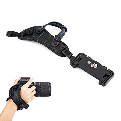 JJC Handschlaufe für DSLR Kamera Canon Nikon Olympus Sony Panasonic...