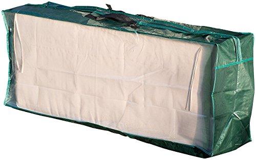Royal Gardineer Kissenbox: Tasche aus Gewebeplane für...