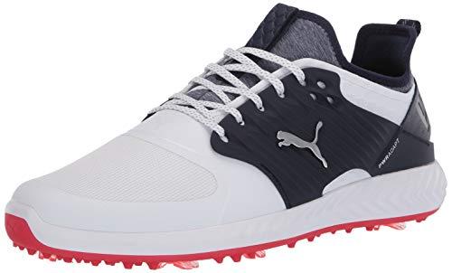 PUMA Herren Golfschuh Ignite Pwradapt Caged, Weiá (Puma White-puma...