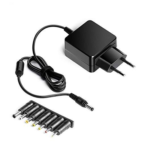 HKY 12V Universal AC Adapter Netzteil Ladegerät Ladekabel für...