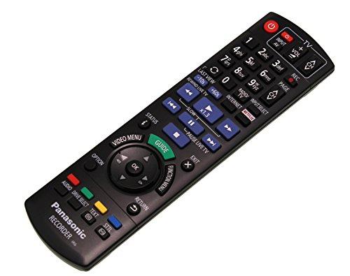 Panasonic N2QAYB001113 Fernbedienung für DMR-BCT76, DMR-BCT760,...