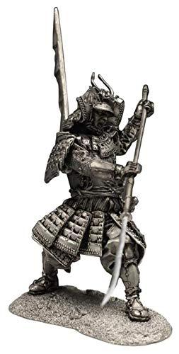 Desktop-Skulptur Krieger Skulptur Statue, japanische Krieger Statue...
