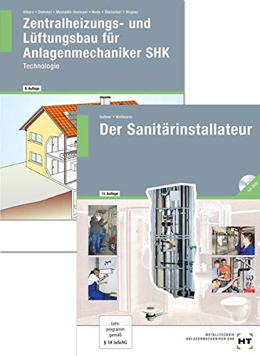 Paketangebot: Der Sanitärinstallateur und Zentralheizungs- und...