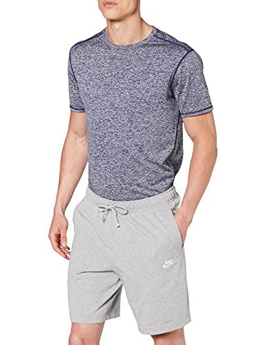 Nike Herren M NSW CLUB SHORT JSY Sport Shorts, dk grey...