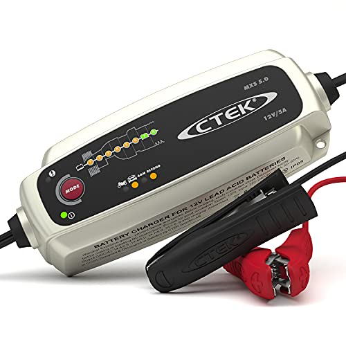 CTEK 56-305 MXS Batterieladegerät 5 Batterieladegerät Mit...