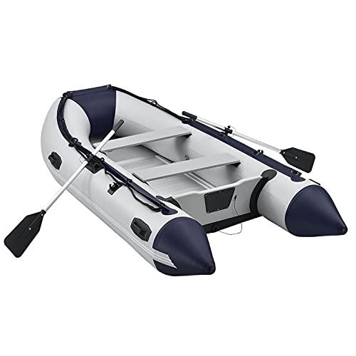 ArtSport Schlauchboot 3,20 m für 4 Personen mit 2 Sitzbänke &...
