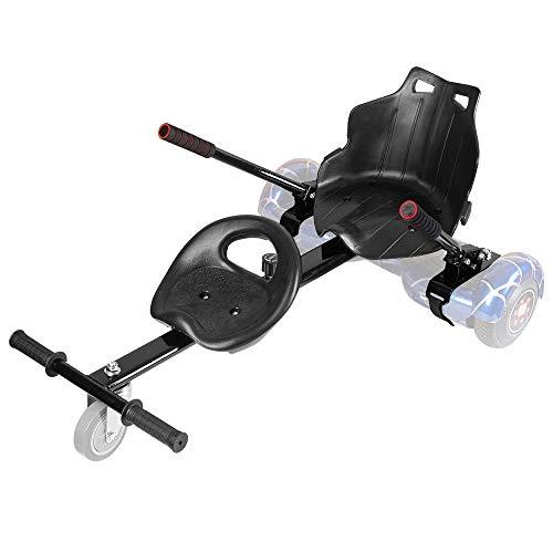 RaylKING Hoverboard-Sitz-Aufsatz für Hoverboard, Go-Kart-Umbausatz,...
