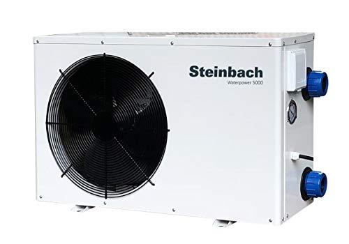 Steinbach Wärmepumpe Waterpower 5000, R32, Heizleistung 5,1 kW,...