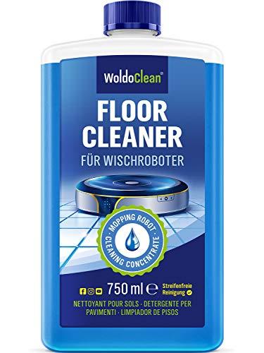 Wischroboter Reinigungsmittel Bodenreiniger - streifenfreie Reinigung...