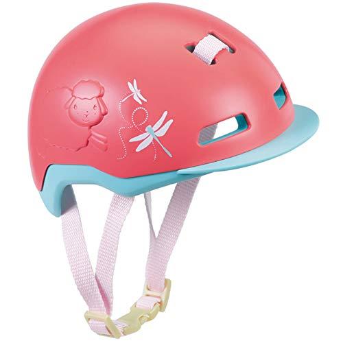 Baby Annabell 703359 Active Fahrradhelm für 43cm Puppe - Schutz für...
